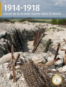 Circuit 1914-1918: la Grande Guerre dans la Marne